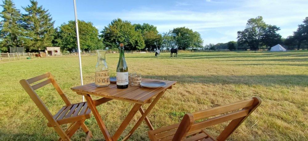 Aire camping-car à Gisay-la-Coudre (27330) - Photo 3